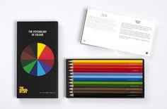 The Psychology of Colour- The Book of Life