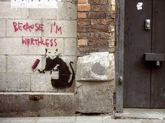'Worthless'  London, 2005