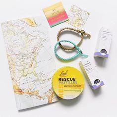 Travel essentials 🌍🗽💕 .  .  .  .  .  #matkustaminen #seikkailu #travel #travelessentials #essentialoil #terveys  #rescueremedy #hyvinvointi #putonlovedesigns #eteerinenöljy