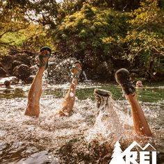 From hike to splash down, the women's Chaco Outcross Evo 1 Water Shoes keep up with your land and water adventures. Check out all the colors at REI.com.