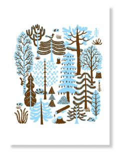 Designed by Bjorn Rune Lie Size: standard postcard Please note that the screen colors will vary from actual printed colors. Invitation Cards, Invitations, Runes, Paper Goods, Finland, Creative Art, Print Patterns, Pattern Design, Art Drawings