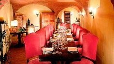 Grand Hotel Villa la Massa - Luxury in Tuscany - Dotti Interior Decoration