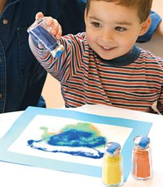 12 Easy Beginner Toddler Crafts. This site also has a few other neat things to look at too to do with the kiddo's!