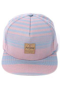 Analog Hat Cali Snapback in Cadet Blue