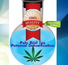 Palo Azul Tea Voted #1 Personal Detoxification Product 24 Hour Detoxifyer