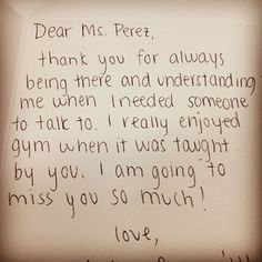 Pinterest Pin - Just one of a the twenty-two most heartwarming notes kids have sent their teachers