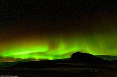 Nordlicht Island, via Flickr.