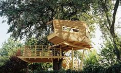 Tree house by Baumraum
