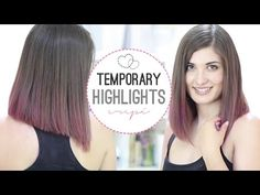 She's Coloring Her Hair With Crepe Paper. The Outcome Was Beyond My Expectations