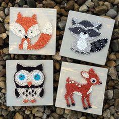 String Nail Art Patterns Pinterest Top Pins | The WHOot