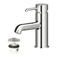 DANNSKÄR Bathroom faucet IKEA 10-year Limited Warranty. Read about the terms in the Limited Warranty brochure.