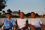 Leinaala, Kaipo  and Lono at Venice Beach