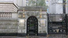 De Russische ambassade