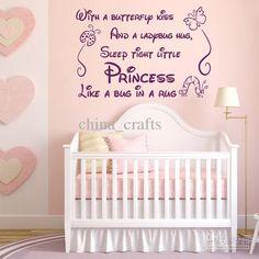 24 Best Baby Nursery Quotes images | Girl nursery, Nursery ideas