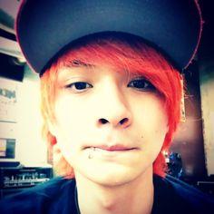 Gabriel Yoshida @gabriel_ygs 髪オレンジになり...Instagram photo | Websta (Webstagram)
