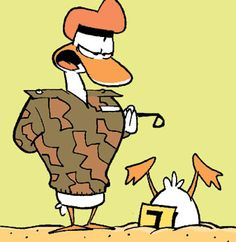 Ding Duck discovers that when talking to the Army Sergeant Duck it's better to be face to face rather than another part of his anatomy facing the sergeant! #dingduck #army #sergeant #funny #comic http://swamp.com.au/characters_establishment.html