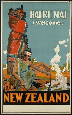 Haere mai (welcome) to New Zealand | Flickr - Photo Sharing!