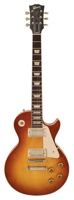 Gibson Custom Shop Electric Guitar Les Paul VOS Sunrise Teaburst 1958 | Rainbow Guitars