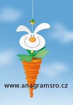 Velikonoční zajíček - http://www.anagramsro.cz/velikonocni-zajicek-x31248