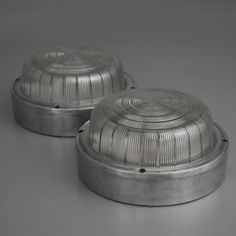 $344 uk postage Circular bulkheads (Medium) : Wall Lights : Skinflint Design