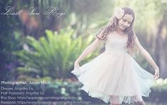 Reserved for Natalia KNEE LENGTH Magic Orchid by angelikaliv, $120.00