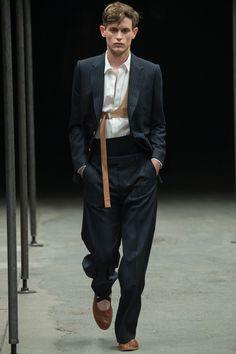 Dries Van Noten, spring/summer 2015 menswear More