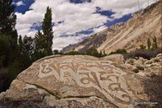 Mani rock Om Mani Padme Hum, Mountains, Rock, Illustration, Nature, Travel, Image, Stone, Viajes