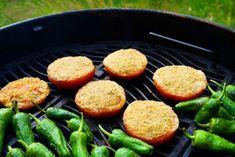 Provencalen tomaatit #poppamies #maustaminen #garlicrub #grillaus #lisuke #grillilisuke #tomaatti #provencalentomaatti Grill Pan, Kitchen, Griddle Pan, Cooking, Kitchens, Cuisine, Cucina, Kitchen Floor