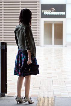 : fashion snap_  OmoromachiCALEND-OKINAWA(カレンド沖縄)
