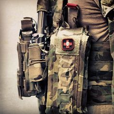 ETA trauma kit pouch by ITS Tactical