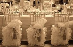 Wedding Bubbles Decorating Ideas | Customized Chiavari Chairs Specifically Targeting High End Weddings in ...