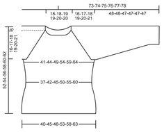 "Juliana / DROPS 161-22 - Gestrickter DROPS Pullover in ""BabyAlpaca Silk"" oder ""DROPS ♥ You #7"" mit Raglanärmeln und Lochmuster. Größe S - XXXL. - Free pattern by DROPS Design"