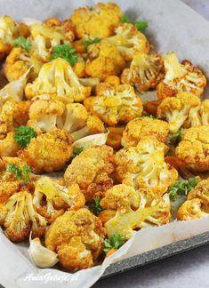 Happy Foods, Cauliflower, Lunch, Vegetables, Impreza, Recipes, Diet, Cauliflowers, Eat Lunch