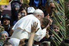 Todos quieren apropiarse de la figura del Papa Francisco…