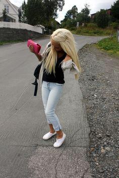 Tan Barbie Tumblr | bleach blonde on Tumblr