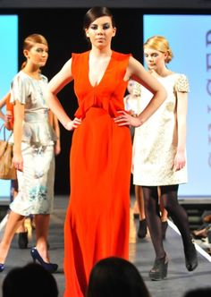 A stylish start to Norwich fashion week - News - Eastern Daily Press  Ginger from Norwich