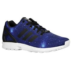 ZX FLUX: Bright Blue/Black/White