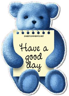 Thinking of You - Dazzle Junction 3 Bears, Weekend Fun, Good Day, Smurfs, Thinking Of You, Love You, Teddy Bear, Animation, Floral