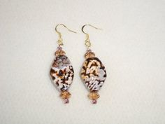 Earthy Exotic  Earrings by LostTreasuresLLC on Etsy, $5.00