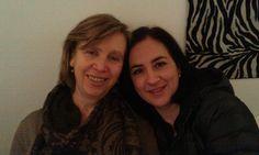 A Fernanda e a Carla