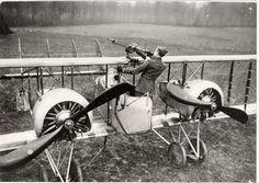 Caudron G.4 ...  =====>Information=====> https://www.pinterest.com/rbusbach/biplanes-doppeldecker/ ... =====>Information=====> https://www.pinterest.com/davecww1/lafayette-escadrille-1916-1918/
