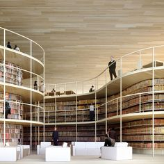 Helsinki Central Library - Mars-architectes