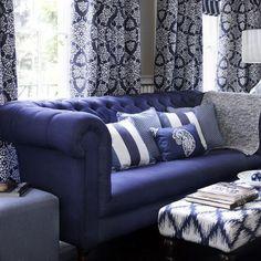 Living room blues