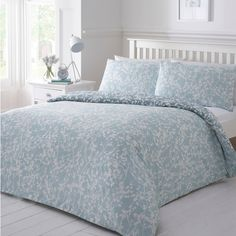 Debenhams Aqua 'Freya' bedding set- at Debenhams.com