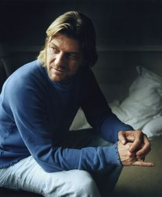 "Sean Bean love him. And can I take a second to say ""his hands!"" *swoon*"