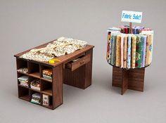 Good Sam Showcase of Miniatures: Dealer Deb Laue, Dragonfly International - Supplies & Kits