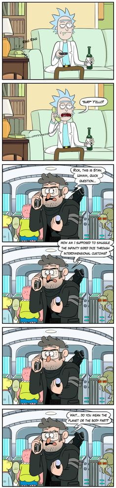 The latter by markmak on DeviantArt 〖 Disney Gravity Falls Rick and Morty funny 〗