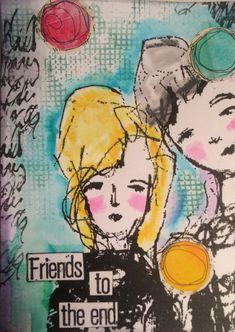 Opwarmer 1:Vrienden