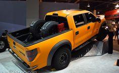 Matte Orange Raptor 2