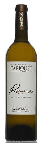 wines cuvée Bois Vins blanc et rosé Tariquet Gascogne